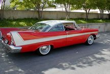 When CARS were Beautiful  / by Katie