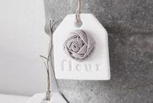DIY : fleurs maison