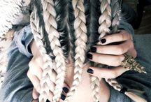 hair / by carlee