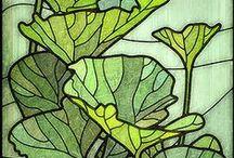 ART : Vitrail / art glass
