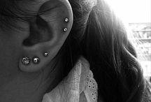 ear rings. / by Hope Weatherspoon