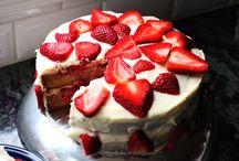 Let them eat cake! / by Christina Jaramillo