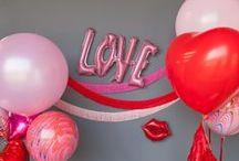 Valentines Day / all about love, cuteness and hearts