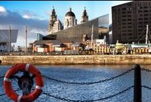 My Liverpool Home / Travel Tips for my hometown of Liverpool, England.