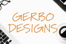 Gerbo Designs / Specializing in high-end design with meticulous attention to detail, Gerbo Designs has been developing unique, distinctive brochures, print marketing, reports and sales materials for local businesses and organizations since 2007.