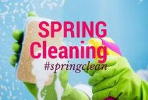 #SPRINGclean / Spring into the season with a clean outlook, a fresh new space and a neat new you! Get all your spring cleaning essentials, including tips and products for the best spring clean! #SPRINGspiration / by SHOP.CA