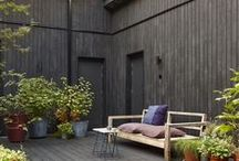 Garden - Piha ja puutarha / Ideas and inspiration for our new home's garden