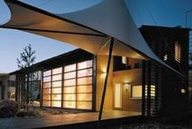 House inspiration - taloideoita / Ideas for the house and exterior design