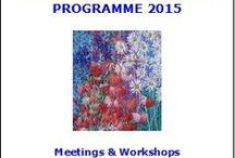 2015 Workshops @ the Banbury & District branch / Here are some of the examples of work by our Workshops from 2015