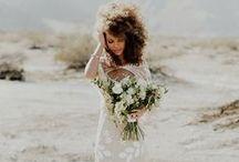 //  Bridal Hair / Bridal hair, hairdos, veils, hair decoration inspiration for your wedding day.