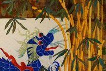 Members Work / Banbury and District Members Textile Art