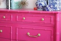 Furniture Makeovers / Furniture Makeovers, Before and After, Chalk Paint, Painted Furniture, Hardware I LOVE a good furniture makeover! These are sure to inspire!