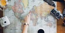TRAVEL / Travel tips, hacks and inspiration from around the world to inspire you to get out there and explore the world!