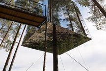 Treehouses / by Gerrie Swartz