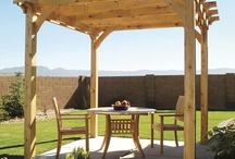 Outdoor Spaces Ideas / by Kara Torseth Hamlin
