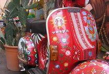 Gypsy Caravan / Gypsy inspired living. Textures and designs.