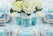Tiffany Blue Wedding / All things in a Tiffany Blue hue!