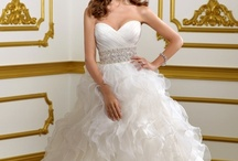 Gorgeous Wedding Gowns / These are some beautiful and gorgeous wedding gowns I've come across here on Pinterest. Which is your favorite?