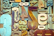 typography & lettering