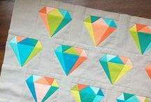 Quilting Inspiration / by Pixels + Stitches
