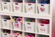 Organization / Classroom, desk, teacher & student organization for all ages!