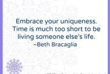 Inspiring Quotes & Pictures / Inspirational quotes & affirmations with lots of great pictures too.  Are you looking for even more inspiration?  Visit the Beth Bracaglia's Simply Inspired page on Facebook at:  http://www.facebook.com/bethbracaglias.simplyinspired