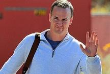Peyton Manning-Denver Broncos / by Amanda Ward