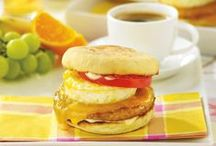 Rise and Dine  / Brake for our delicious breakfasts to get your day off to a great start!