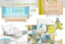 BMB Nursery Boards / From the blog http://www.buymodernbaby.com/blog