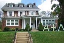 Alpha Xi Delta Housing Inspiration / by Alpha Xi Delta