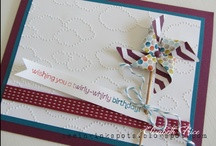 Stampin Up Ideas / by Dori Hale