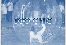 ECO CHIC / by Courtyard Isla Verde