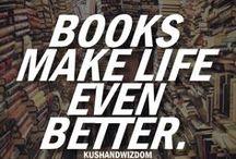 I Love Books! & Books I've Read        / by Racheal Fernandez