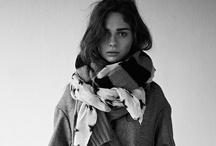 Scarves. Love scarves.
