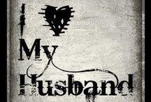 I love My Husband / by Racheal Fernandez