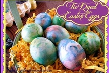 Easter / Here are all kinds of fun things for Easter...food and craft ideas! / by Sweet Pennies from Heaven
