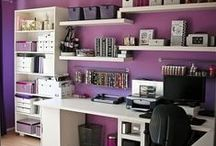 Simply Organized - Office / Simply Organized ideas and photos for the office.  For even more hints & tips, please visit www.simplyorganizedtoday or  www.facebook.com/simplyorganizedtoday