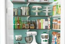Simply Organized - Kitchen/Pantry / Simply Organized ideas and photos for the kitchen & pantry.  For even more hints and tips, please visit our website at www.simplyorganizedtoday or the Facebook page:   www.facebook.com/simplyorganizedtoday / by Beth Bracaglia | Simply Organized & Inspired