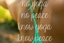 Yoga Inspiration / Pictures to inspire ... poses to do & learn