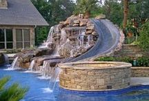 Outdoor Dream Spaces / Oh how I dream of having just one of these spaces someday soon ...