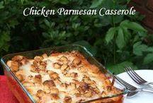 Casseroles / Different casserole recipes.