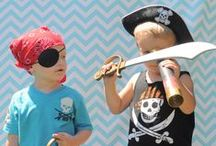 Pirate Pool Party