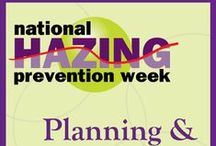 National Hazing Prevention Week / by Alpha Xi Delta