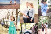 Photography - Spring Portrait Ideas / Fun spring portrait ideas to inspire your creativity and help you capture beautiful photographs.
