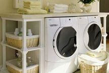 Simply Organized - Laundry Rooms / Ideas for your laundry room