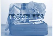 TRAVEL TIPS / Traveling for business or pleasure? No matter the purpose of your trip here are some useful tips and advice to make your journey smoother.  / by Courtyard Isla Verde