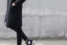 sneakers. / styling sneakers.