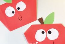Apple Classroom Ideas / Integrating an apples theme into your classroom and teaching ideas!