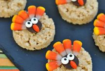 Cooking with Kids - Thanksgiving / Kid friendly food and drink recipes for cooking with kids on Thanksgiving. Find more recipes: http://mylittleme.com  / by My Little Me