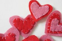 KIDS - Valentine's Day Crafts & Activities / If you're looking for Valentine's Day Crafts for kids, you've come to the right place.  You will find arts and crafts for kids of all kinds, all with love.  / by My Little Me